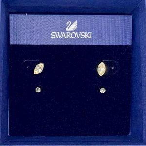 Swarovski Harley Pierced Earrings Set - 5188424